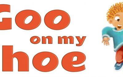 Announcing my NEW book – Goo on my shoe